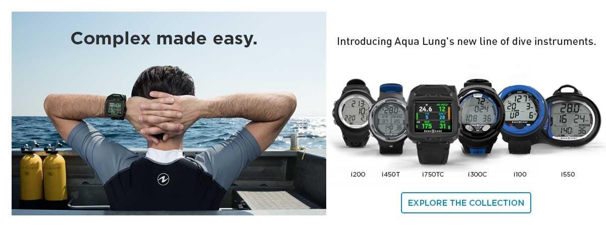 aqualung dive pro hd