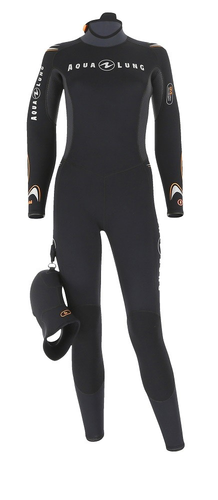 Wetsuit 5.5mm Dive Aqualung