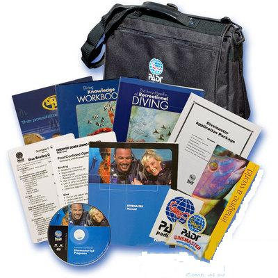 Crew Pack Dive Master Full (Other Languages) Padi