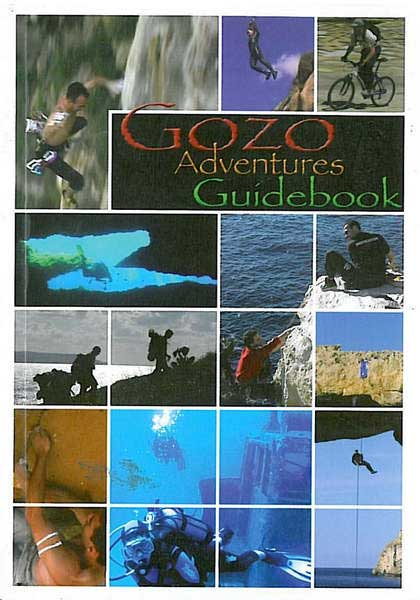 Book Gozo Adventures Guidebook