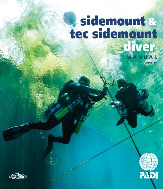 Manual Sidemount and Tec Padi