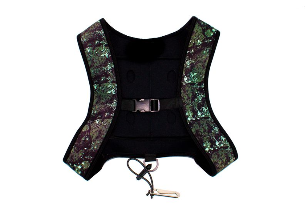 Weight Vest Camo Picasso