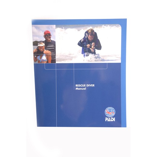 Manual Rescue Diver (Other Languages) Padi