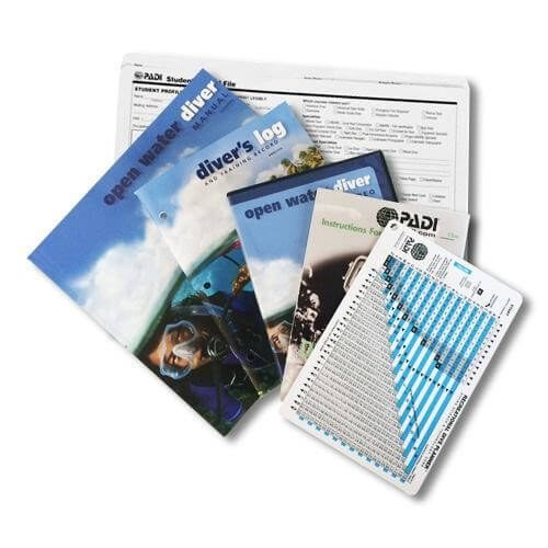 Crewpack Open Water Ultimate (Other Languages) Padi