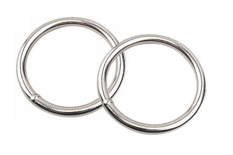Cylinder Neck Ring 5mm Stainless Steel