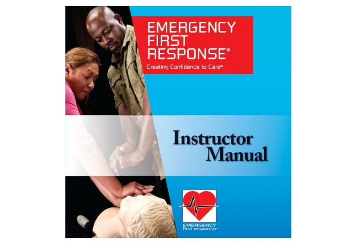 Manual EFR Instructor (Other Languages) Padi