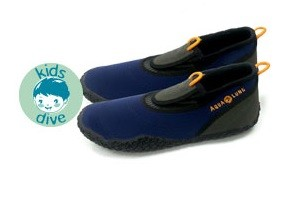 Half Boots Beach Walkers Kids Aqualung