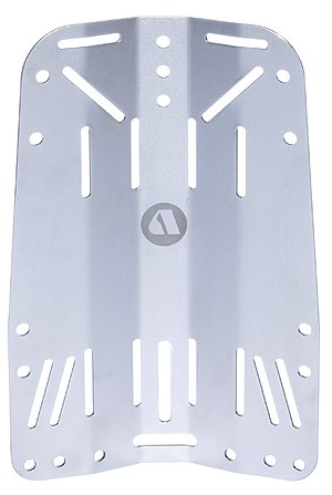 Wtx Stainless steel Back Plate Apeks