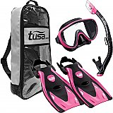 Snorkeling Set UP1521 Tusa