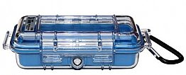 Case 1015 Blue/Clear Peli