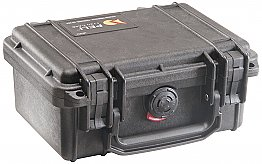 Case 1120 Black Peli (with foam)