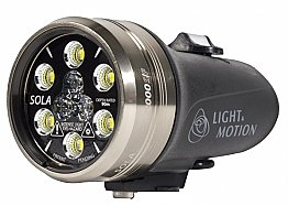 Torch Sola Video 2000 S/F EU Light & Motion