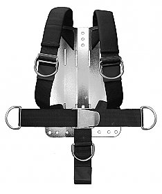Deluxe One-Piece Web Harness Apeks