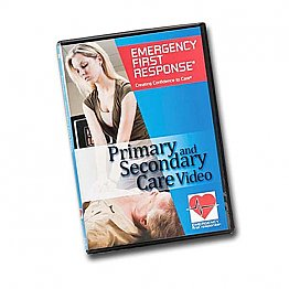 DVD EFR Primary & Secondary CPR Padi