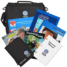 Crew Pack Dive Master E-Learning Padi