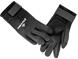 Gloves Amara Black Picasso