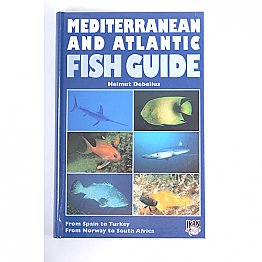 Book Mediterranean & Atlantic Fish Guide