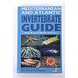 Book Mediterranean & Atlantic Invertibrate Guide