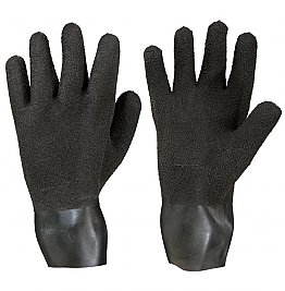 Latex Dry Hd Gloves Waterproof