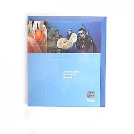 Manual Adventures in Diving (Other Languages) Padi