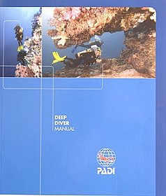 Manual Deep Diver (Other Languages) Padi