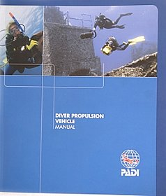 Manual Diver Propulsion Vehicle Padi