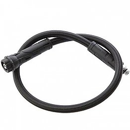 3/8 Mp Hose For Apeks Flight 74cm Black