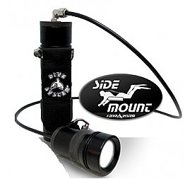 Torch Black Sun 1000 Sidemount Dive System