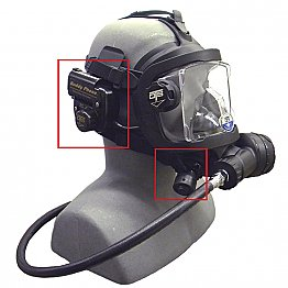Guardian Mask Communications Kit 900401-000 OTS