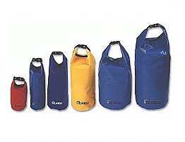 Bag Dry 60ltr Black, Yellow, Red