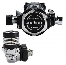 Regulator Leg3nd Elite Aqualung