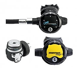 Regulator Mikron Men Set Aqualung