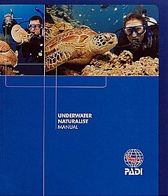 Manual Underwater Naturalist Padi