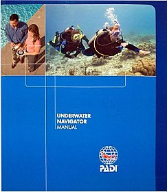 Manual Underwater Navigation Padi