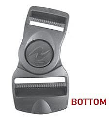 Swivelling buckle Bottom Aqualung