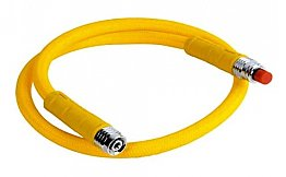 3/8 Mp Hose Flexi Swivel 100cm Yellow Apeks