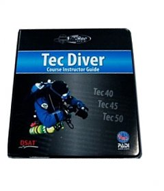 Manual Tech Deep Instuctor Padi