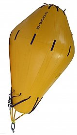 Lifting Bag Parachute Totally Enclosed 1000kg