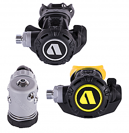 Regulator XL4 + XL4 Octopus Apeks